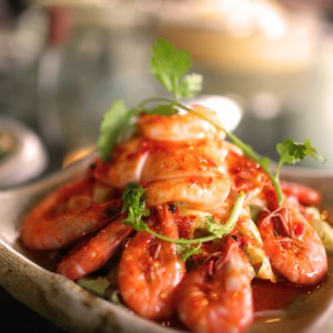 Sweet and Sour Prawn, Taiwanese Food