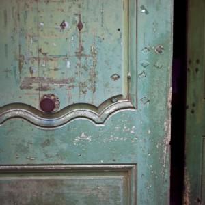 france-vintage-door